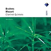 Mozart & Brahms : Clarinet Quintets by Berlin Soloists