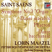 Saint-Saëns: Symphony No. 3 in C minor; Phaéton; Danse macabre; Danse bacchanale by Various Artists