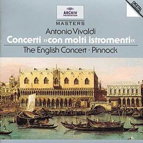 Vivaldi: Concerti 'Con molti istromenti' by Various Artists