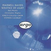 Maxwell Davies: Solstice of Light by Neil Mackie