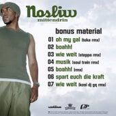 Mittendrin (Bonus CD) by Nosliw