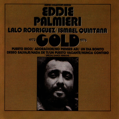 Gold by Eddie Palmieri