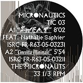 Sweat - EP by The Micronauts