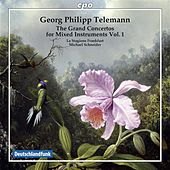 Telemann: Grand Concertos, Vol. 1 by Various Artists