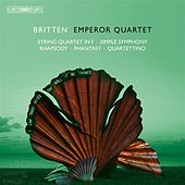 Britten: Works for String Quartet by Bohuslav Martinu