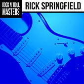 Rock n'  Roll Masters: Rick Springfield by Rick Springfield
