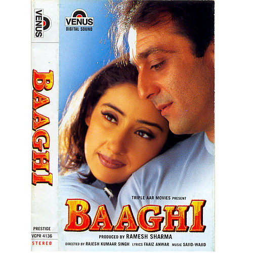Baaghi  - Hindi Film (New) by Various Artists