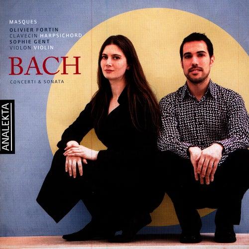 Bach: Concerti & Sonata by Johann Sebastian Bach