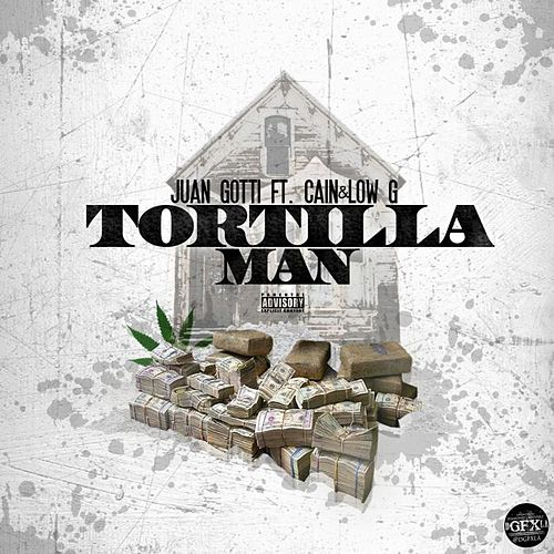 Tortilla Man by Juan Gotti