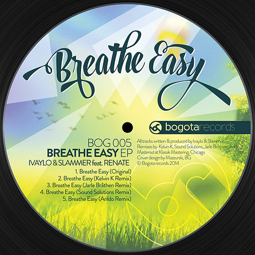 Breathe Easy (feat. Renate) by Ivaylo