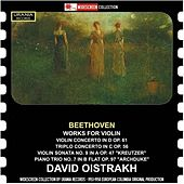 Beethoven: Works for Violin by David Oistrakh