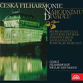Czech Philharmonic for National Theatre by Various Artists