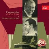 From the Repertoire of Vilém Zítek and Otakar Mařák by Various Artists