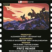 Prokofiev, Mussorgsky & Respighi: Orchestral Works by Chicago Symphony Orchestra