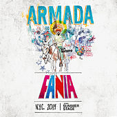 Armada Fania Nyc 2014 At Summerstage by Various Artists
