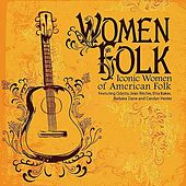 WomenFolk - Iconic Women of American Folk by Various Artists