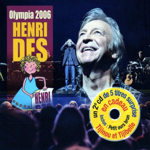 Live Olympia 2006 by Henri Dès