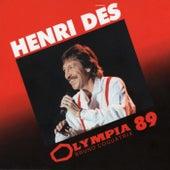 Live Olympia 1989 by Henri Dès