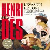 L'évasion De Toni by Henri Dès