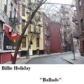 Ballads by Billie Holiday