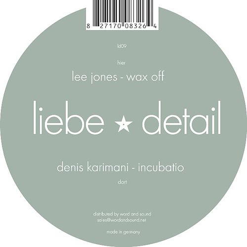 Liebe Detail 09 by Various Artists