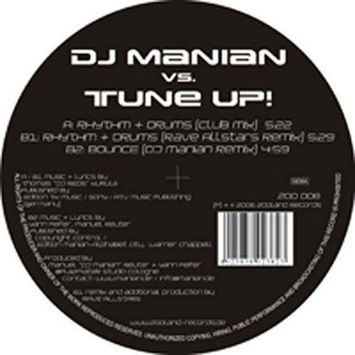 Rhythm & Drums / Bounce by Manian