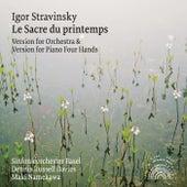 Stravinsky: Le sacre du printemps by Various Artists