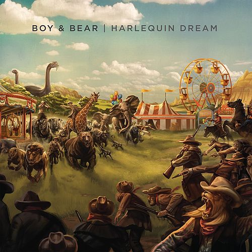 Harlequin Dream [Commentary] by Boy & Bear