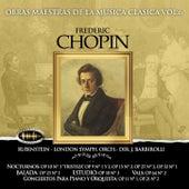 Obras Maestras de la Música Clásica, Vol. 6 / Frédéric Chopin by Arthur Rubinstein