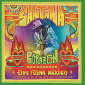 Corazón: Live From Mexico (Live It To Believe It) von Santana