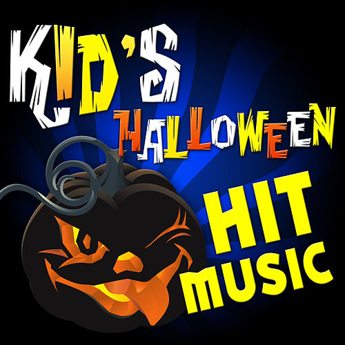 Kid's Halloween Hit Music by Various Artists