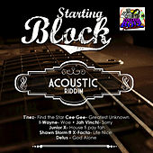 Starting Block Acoustic Riddim by Various Artists