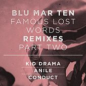 Famous Lost Words Remixes, Pt. 2 by Blu Mar Ten