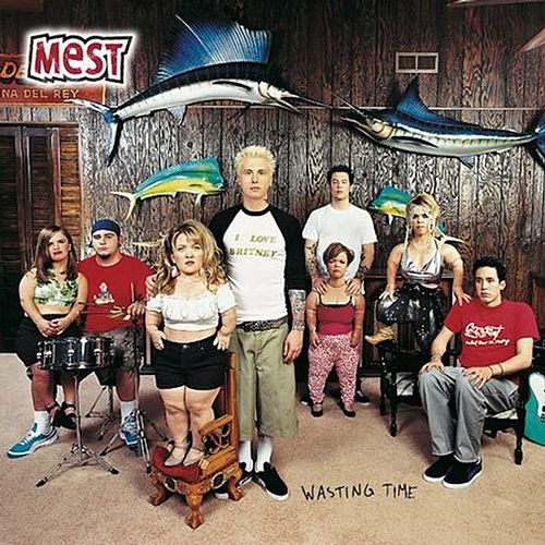 Wasting Time by M.E.S.T.
