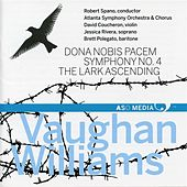 Vaughan Williams: Dona nobis pacem, Symphony No. 4 & The Lark Ascending by Various Artists