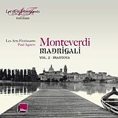 Monteverdi: Madrigali Vol. 2, Mantova by Les Arts Florissants and Paul Agnew