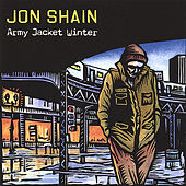 Army Jacket Winter by Jon Shain