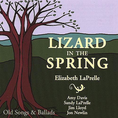 Lizard in the Spring by Elizabeth Laprelle
