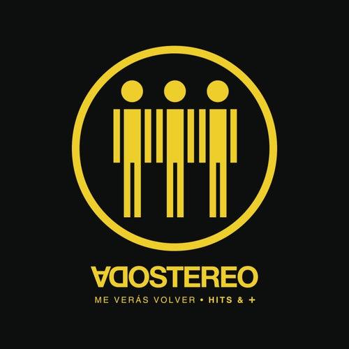 Me Verás Volver (Hits & Más) by Soda Stereo