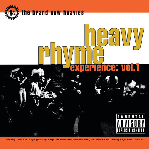 Heavy Rhyme Experience: Vol. 1 by Brand New Heavies