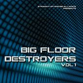 Big Floor Destroyers Vol. 1 by Various Artists