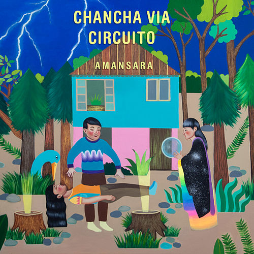 Amansara by Chancha Via Circuito