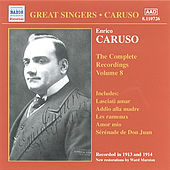 Caruso - Complete Recordings Vol 8 by Various Artists