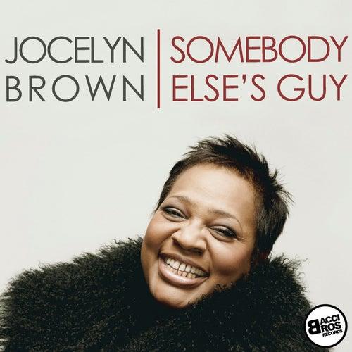 Somebody Else's Guy - Single by Jocelyn Brown (1)