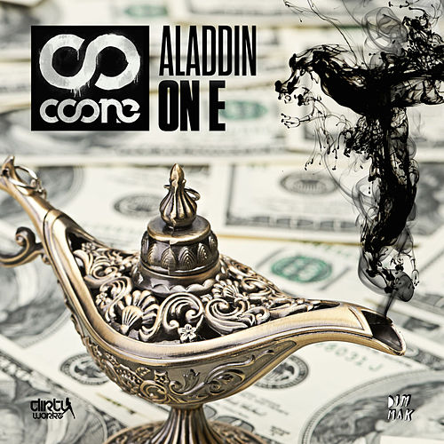 Aladdin On E by Coone