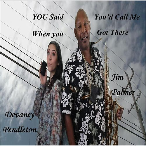 You Said You'd Call Me When You Got There by Jim Palmer