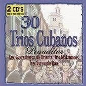 30 Trios Cubanos Pegaditos by Various Artists