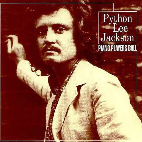 Piano Players Ball by Python Lee Jackson