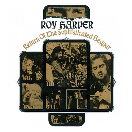 Return Of The Sophisticated Beggar by Roy Harper