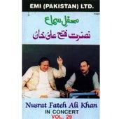Mehfil-E-Sama  Nusrat Fateh Ali Khan In Concert  Vol. 29 by Nusrat Fateh Ali Khan